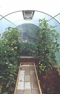 Easy-Grow Tunnel Greenhouses