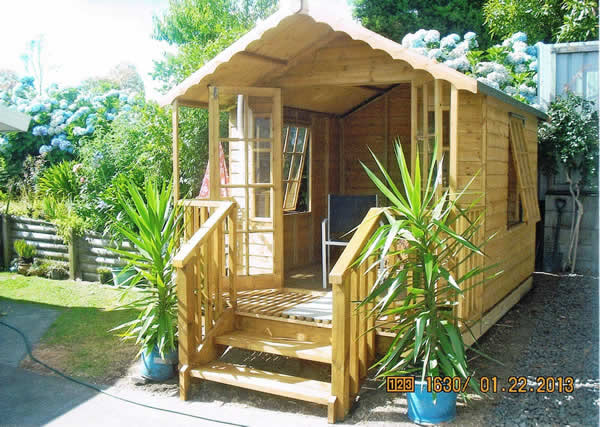 Image gallery timber garden buildings playhouses sheds rooms